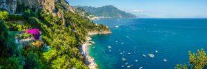 voyage bord de mer italie