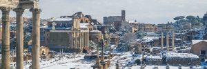 activités hivernales, italie, hiver, neige, rome, voyage, séjour