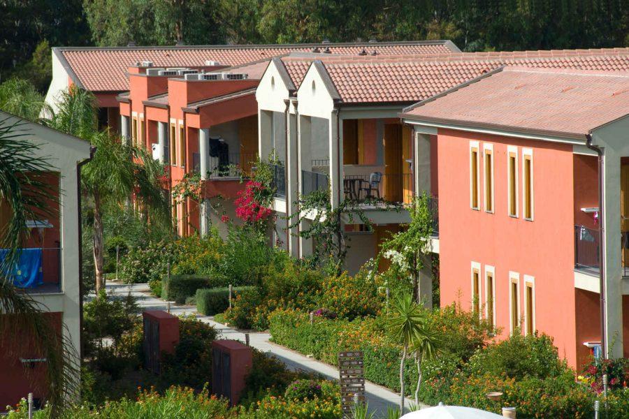 Extérieur, VOI Hotels Baia di Tindari, Sicile