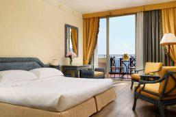 Chambre Suite, Unahotels Capotaormina, Sicile