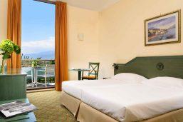 Chambre standard, Unahotels Naxos Beach Sicilia, Sicile