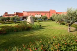 Vue extérieur, jadin, VOI Hotels Baia di Tindari, Sicile