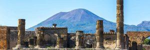 Pompéi, Visite, Italie, Voyage, Séjour, Famille