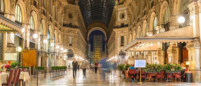 Week end Milan