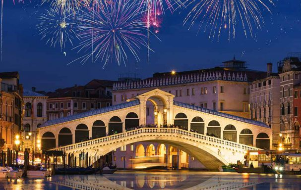Visiter Venise au Nouvel An