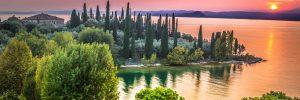 sejour lac de garde