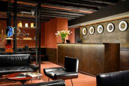 Réception, Hotel L'Orologio Venezia, Venise, Italie