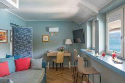 Suite Dei Poeti, Grand Hotel Portovenere, Parc national des Cinque Terre (Cinq Terres), Ligurie, Italie