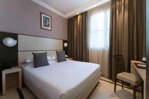 Chambre double, CDH Hotel La Spieza, La Spezia, Italie