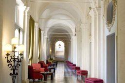Galerie Lunette, hôtel Voi Donna Camilla Savelli, Rome, Italie
