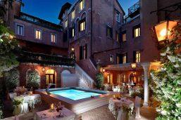 Exterieur, Hotel Giorgione, Venise, Italie