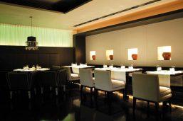 Restaurant Le Noir, hôtel The Gray, Milan