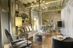 Suite Pagliazza Tower, Hotel Brunelleschi, Florence
