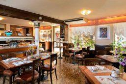 Restaurant, hôtel Albergo San Marco