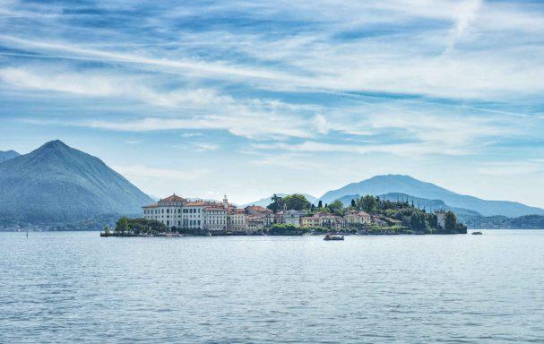 Isola Bella, Lac Majeur, Italie