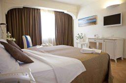 Chambre, hôtel Relais Masseria Caselli, Carovigno, Pouilles, Italie