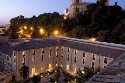 Extérieur, hôtel Voi Donna Camilla Savelli, Rome, Italie