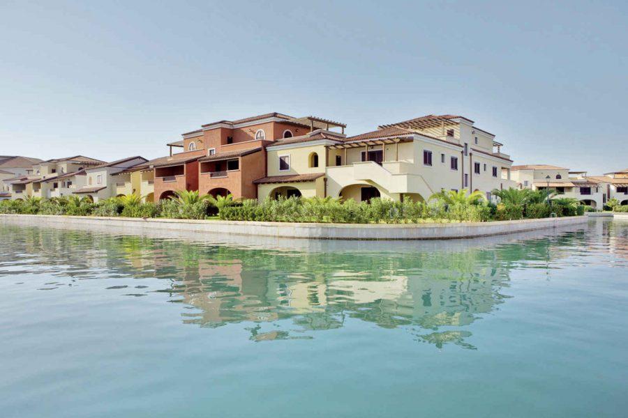 Vue extérieure, hôtel Marinagri Resort, Pouilles