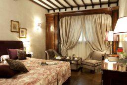 Suite, Grand Hotel Baglioni, Florence