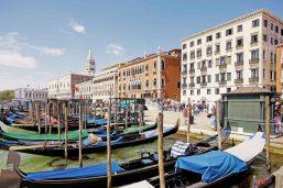 Extérieur, Hotel Danieli, Venise
