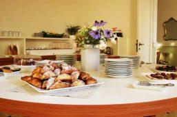 Restaurant, DNB House Hotel, Rome, Italie