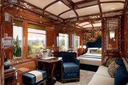 Grand Suite Venice, train Venice Simplon-Orient-Express