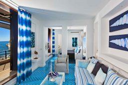 Suite Marité, hôtel Capo La Gala Hotel & Spa, Vico Equense, Campanie, Italie