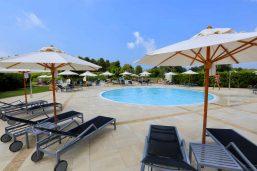 Piscine pour enfants, hôtel Vivosa Apulia Resort, Pouilles, Italie