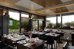Restaurant, Hotel Trevi