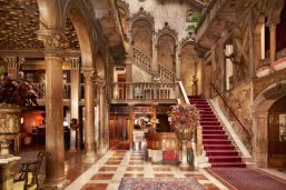 Hall, Hotel Danieli, Venise