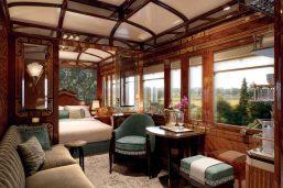 Grand Suite Paris, train Venice Simplon-Orient-Express