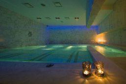 Spa Aqva, Grand Hotel Via Veneto, Rome