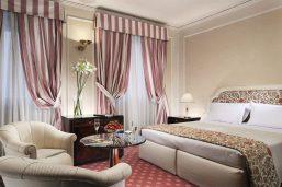 Chambre supérieure, Hotel De La Ville, Florence