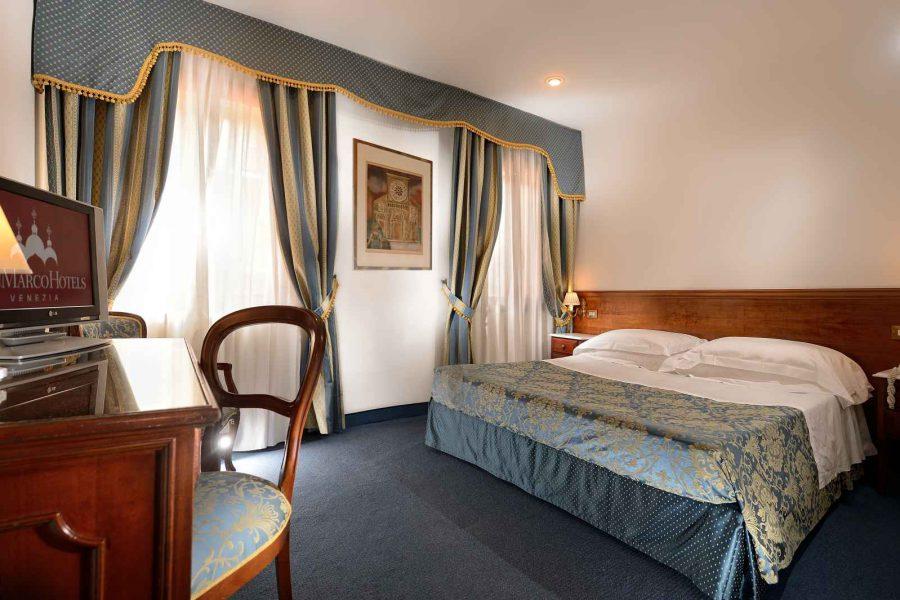 Chambre, hôtel Albergo San Marco