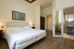 Chambre, Hotel Kraft, Florence, Italie
