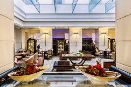 Lobby, Grand Hotel Via Veneto, Rome