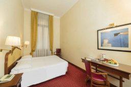 Chambre, double, hôtel All'Angelo, Venise, Vénétie, Italie
