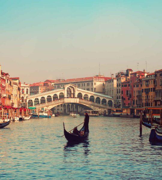 Pont Du Rialto, Venise, Venetie