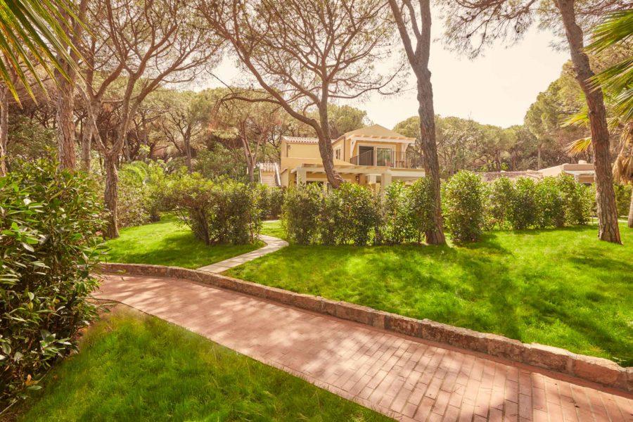 Partie hôtel Le Palme, Forte Village Resort, Sardaigne