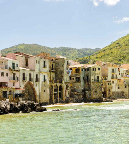 Cefalù, Sicile
