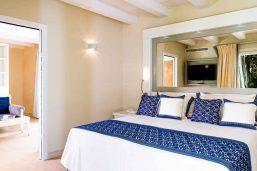 Bungalow deluxe famille, partie hôtel Bouganville, Forte Village Resort, Sardaigne, Italie