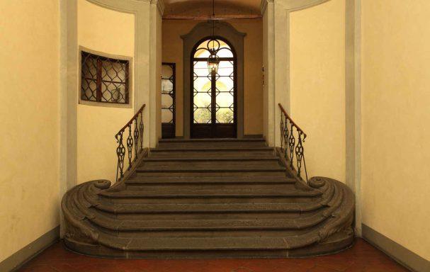 Escalier, Residenza Fiorentina