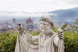 Statue, Florence, Toscane