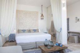 Suite junior, hôtel Falkensteiner Resort Capo Boi, Villasimius, Sardaigne, Italie