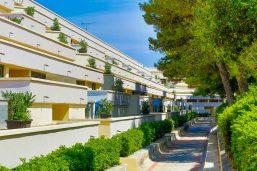 Vue extérieure, VOI Alimini Resort, Otranto, Italie