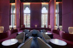 Restaurant.hôtelSinaCenturionPalace,Venise,Italie