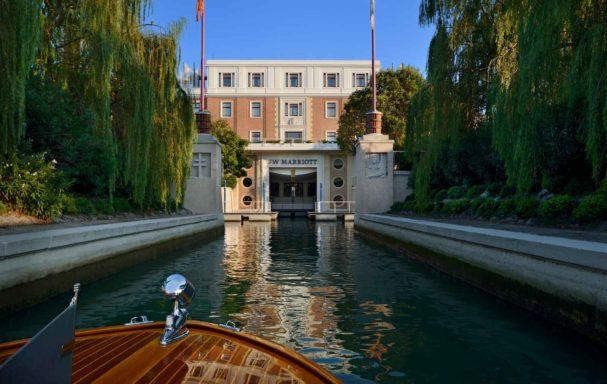 Vue extérieure, JW Marriott Venice Resort & Spa, Venise, Italie