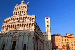 Cathédrale Saint Martin de Lucques, Lucques, Toscane, Italie