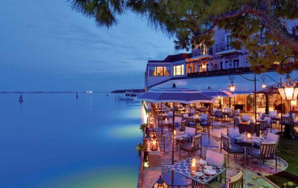 Restaurant Oro, Belmond Hotel Cipriani, Venise, Italie