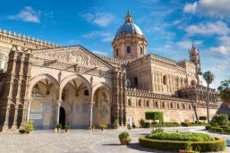Cathédrale de Palerme, Sicile